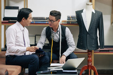 Meeting With Tailor