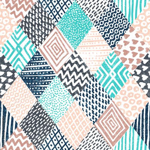 bezproblemowa-geometryczny-wzor-vintage-ornament-rysowane-recznie-kolory-niebieski-szary-bezowy-i-bialy-drukuje-na-tekstyliach