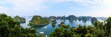 Panoramic View Of Ha Long Bay ...