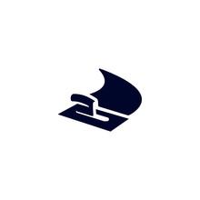 Stucco Plasterer Logo