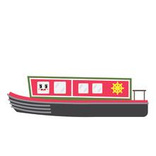 Narrowboat Transportation Cart...
