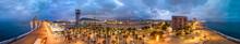 Barceloneta Oceanfront At Nigh...