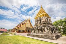 Wat Chiang Man In Chiang Mai T...