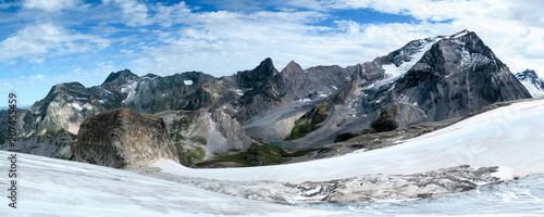 Fotobehang Alpen Pralgonan, Grande Casse