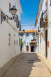 Charming white village Altea in Costa Blanca Spain