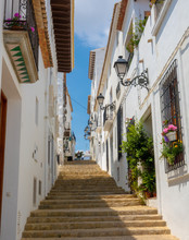 Charming White Village Altea I...