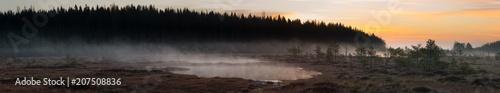Fotografie, Obraz  Misty before the sunrise