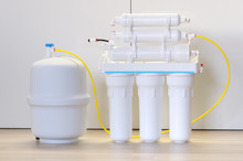 Water Purification System. Dom...