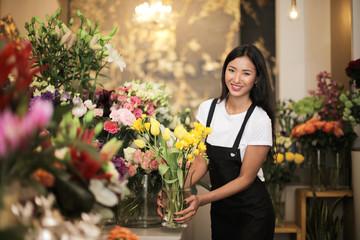 Rad u cvjećari