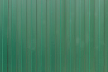 Green Siding Background, Close-up