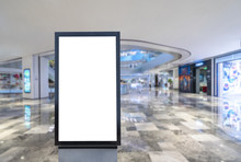 Light Box With Luxury Shopping...