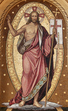Resurrection Of Christ, Mosaic...