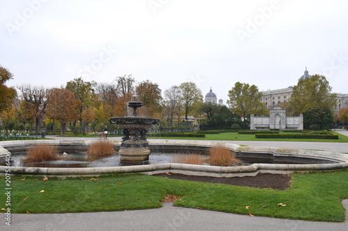 Wien Volksgarten Buy This Stock Photo And Explore Similar Images