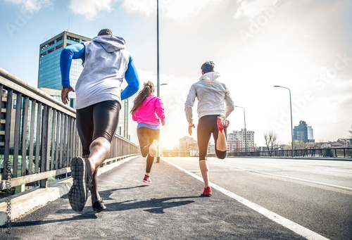 Fotografia  Runners