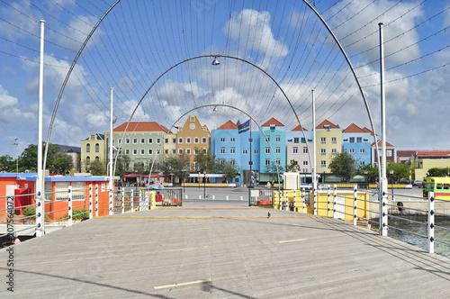 Foto op Plexiglas Caraïben Willemstad, Curacao