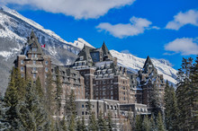 Historic Banff Springs Hotel I...