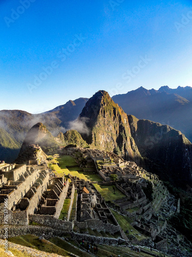 Fotografie, Obraz  Cuzco, Peru - May 2015: Machu Picchu, 'the lost city of the Incas', an ancient a