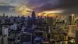 Bangkok Day to Night View