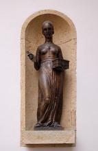 Statue Of Dora Krupic, A Chara...