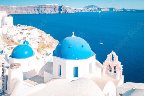 Foto op Plexiglas Santorini Oia Santorini greece