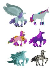 Fantasy Horses Collection