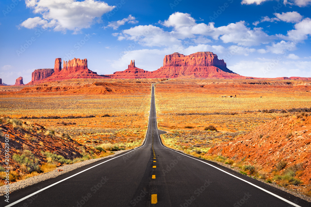 Fototapety, obrazy: Monument Valley, Arizona, USA