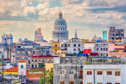 Photo Stands Havana Havana, Cuba Skyline