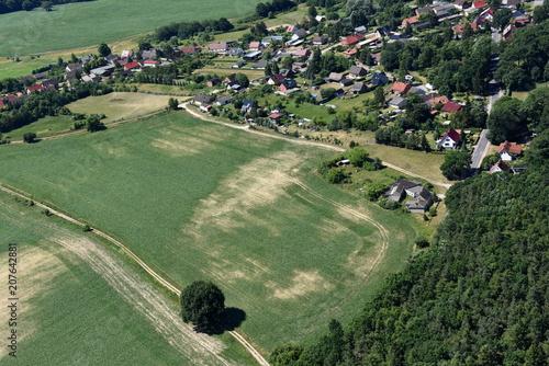 In de dag Khaki Rothemühl im Landkreis Vorpommern-Greifswald