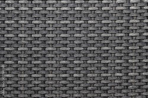 Foto op Plexiglas Historisch geb. interlace weaving basketry texture Background