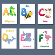 Alphabet Printable Flashcards ...