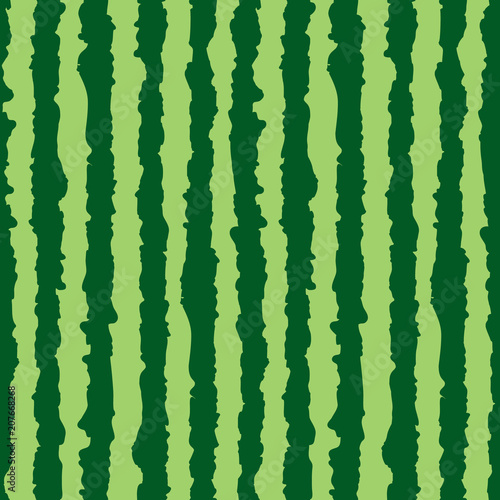 Tapeta zielona  watermelon-stripes-seamless-background