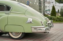 Beautiful Retro Car
