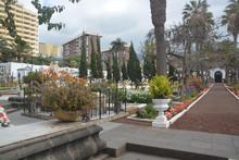 Cementerio Del Puerto De La Cruz