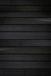 Black wood wall pattern and background