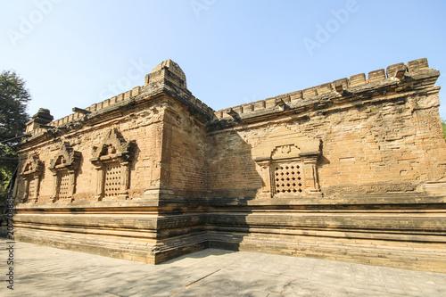 Foto op Plexiglas Xian Manuha temple, Bagan, Myanmar