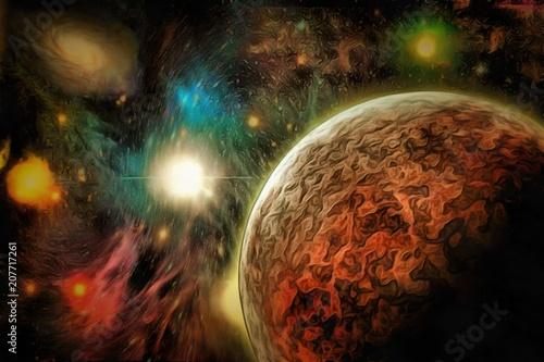 Fotografía Planet X