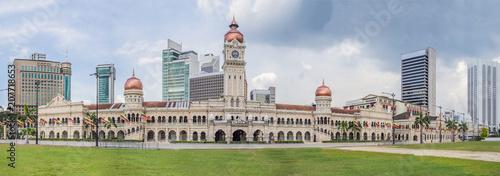 Photo Sultan Abdul Samad Building in Kuala Lumpur, Malaysia