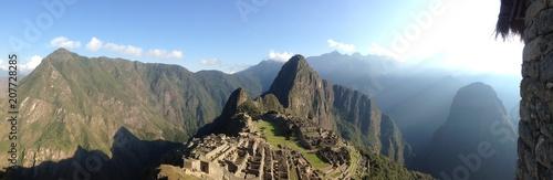 Foto op Plexiglas Indonesië machu picchu in Peru