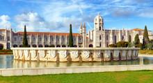 Lisbon, Jeronimos Monastery Or Hieronymites, Portugal