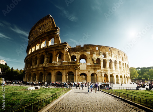 Fotografia, Obraz Rome