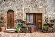Tipica Casa Di Sovana, Borgo M...