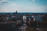 Fototapeta Londyn - Panorama Wrocławia - OVO