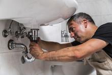 Specialist Male Plumber Repair...