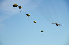 Airborne Operations At Fort Br...