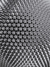 Abstract Spikes Metal  Background. BDSM Planet
