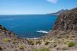 Mountain and sea in the sculptures of Cabo de Gata