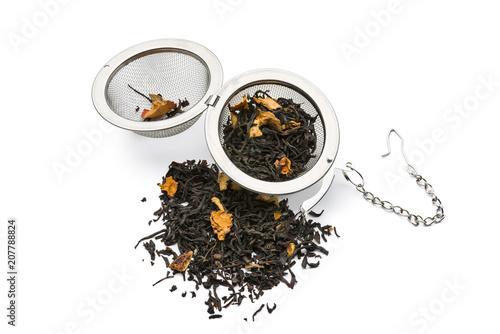 Fényképezés  tea infuser