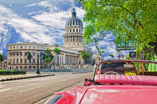 View Of The Capitol In The Hav...