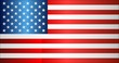 Grunge flag of USA - Illustration, USA flag pictures and vector