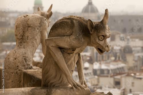 Slika na platnu Guardians of the City